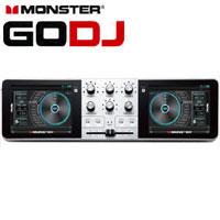 送料無料!!【モンスター MONSTER】ポータブルDJシステム MONSTER GO-DJ GODJ【smtb-u】