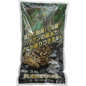 【ニチドウ】ニチドウ ハ虫類用床材 ハ虫類マット 3800cc 爬虫類 イグアナ リクガメ 3.8L