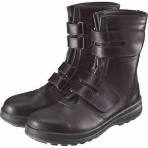 納期: 取寄品 キャンセル不可 贈答 出荷:約7-11日 土日祝除く 営業 シモン Simon 安全靴 マジック式 8538N-27.5 8538 27.5cm 黒
