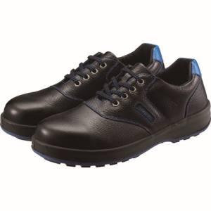 送料無料!!【シモン Simon】シモン 安全靴 短靴 SL11-BL黒/ブルー 27.5cm SL11BL-27.5【smtb-u】