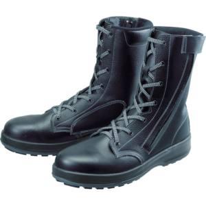 【シモン Simon】シモン Simon 安全靴 長編上靴 WS33黒C付 24.0cm WS33C-24.0