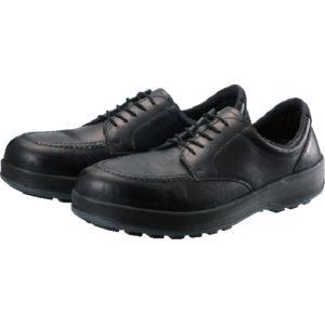 【シモン Simon】シモン 耐滑・軽量3層底静電紳士靴BS11静電靴 25.0cm BS11S-250