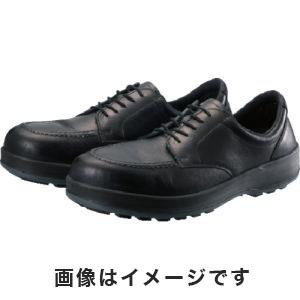 【シモン Simon】シモン 耐滑・軽量3層底静電紳士靴BS11静電靴 25.5cm BS11S-255