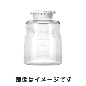 【アズワン AS ONE】オートフィル保管ボトル PS製 500mL 24個入 3-9981-02 1172-RLS