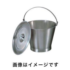【本間製作所 仔犬印 KOINU】バケツ 7-5006-02 14L