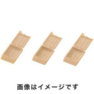 【アズワン AS ONE】アズワン AS ONE 包埋カセット(バルクタイプ) 茶 500個×3箱入 3-8700-07 M505-8
