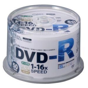 納期: 取寄品 キャンセル不可 出荷:約7-11日 土日祝除く オーム電機 OHM 50枚 データ用 スピンドル入リ PC-M16XDRD50S DVD-R 正規認証品 新規格 01-0748 卓越 16倍速対応