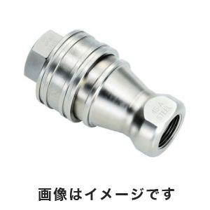 【日東工器 NITTO KOHKI】日東工器 NITTO KOHKI SPカプラ TypeA R1/2ソケット 3-9080-04 4S-A