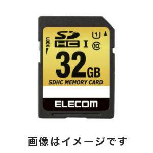 【エレコム ELECOM】エレコム ELECOM ドラレコ/カーナビ向け 車載用SDHCメモリカード 32G 62-8607-93 MF-CASD032GU11A