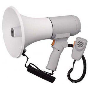 【TOA】ハンド・ショルダー兼用メガホン ER-3115
