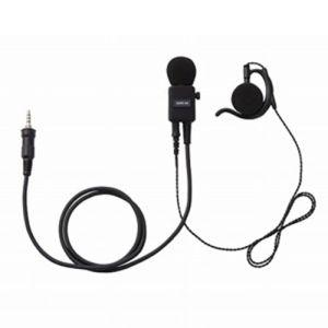 【八重洲無線 YAESU】八重洲無線 YAESU ヘビーデューティータイプ タイピンマイク&イヤホン 耳かけ式大型 オープンエアータイプ SSM-58ASA