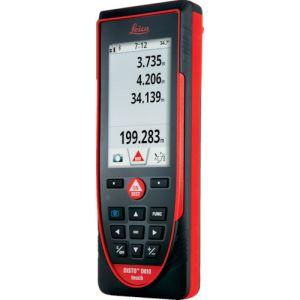 【タジマ TAJIMA】タジマ TAJIMA レーザー距離計 ライカディストD810 touch パッケージ DISTO-D810TOUCHSET
