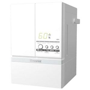 【三菱重工 MITSUBISHI】スチームファン蒸発式加湿器 SHE60SD-W(ピュアホワイト)