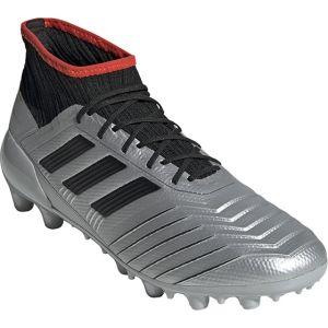 【アディダス adidas】アディダス adidas プレデター 19.2-ジャパン HG/AG シルバーメット×コアブラック×ハイレゾレッド 270 EF8995