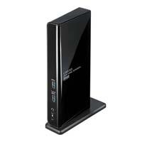 【サンワサプライ】USB3.0ドッキングステーション USB-CVDK1