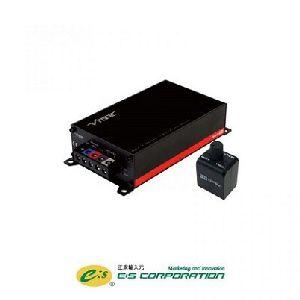【ヴァイブオーディオ VIBE AUDIO】POWER BOX MICROシリーズ 1chパワーアンプ 【国内正規輸入品】 VA-POWERBOX400.1M-V7