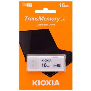 メール便3個まで対象商品 キオクシア 専門店 Kioxia 海外パッケージ 卓越 USBメモリ USB3.2 16GB Gen1対応 LU301W016GG4