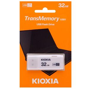 メール便3個まで対象商品 キオクシア お買い得品 Kioxia 海外パッケージ 専門店 USBメモリ Gen1対応 LU301W032GG4 32GB USB3.2