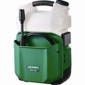【ハイコーキ HiKOKI】ハイコーキ コードレス高圧洗浄機 14.4V6.0Ah AW14DBL-LYP