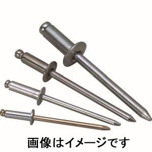 【ロブテックス LOBTEX】ロブテックス NSS6-14 エビ ブラインドリベット ステンレス/スティール 6-14 500本入