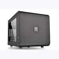 【Thermaltake】Core V21/Black/Win/SECC PCケース CA-1D5-00S1WN-00 CA1D500S1WN00