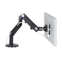 【Humanscale】HumanScale M8 Monitor Arm BLACK (individual packaging) モニターアーム M8-BK