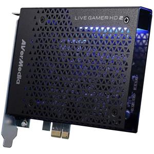 <title>納期: 取寄品 出荷:約4-7日 土日祭日除く 送料無料 アバーメディア AVerMedia C988 Live Gamer HD 2 PC内蔵型キャプチャーボード DV427 smtb-u 希少</title>