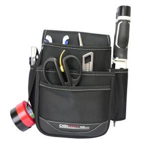 納期: 品質保証 取寄品 キャンセル不可 出荷:約12-16日 腰袋 DT-27-BK 土日祝除く 注目ブランド DABLTACT