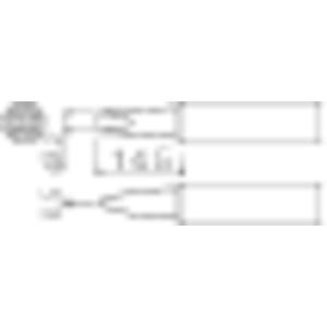 メール便3個まで対象商品 納期: 市場 取寄品 キャンセル不可 爆売り 出荷:約7-11日 土日祝除く HAKKO T18-D32 3.2D型 白光 T18シリーズ交換こて先