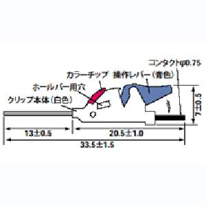 送料無料!!【サンハヤト Sunhayato】サンハヤト Sunhayato 面実装IC用テストクリップ FP-7L-10【smtb-u】