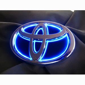 リア トヨタ 【ジュナック Junack】 LEDトランスエンブレム LTE-T5