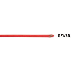 【ROCKFORD FOSGATE】8ゲージ パワーケーブル(レッド) 【国内正規輸入品】 RFW8R (76m巻)