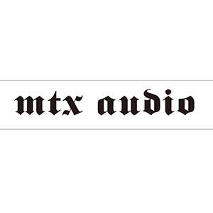 納期:【取寄品 出荷:約3-8日 土日祭日除く】 【MTX】ロゴステッカーブラック 【国内正規輸入品】 MTXステッカーB 200x50mm