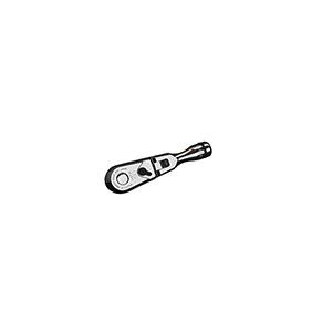 送料無料!!【KTC 京都機械工具】NEPROS ネプロス 9.5sq. ショートフレックスラチェットハンドル NBR390FS【smtb-u】