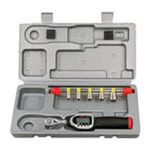 【KTC 京都機械工具】6.3sq. ソケット レンチ セット デジラチェモデル TB206WG1