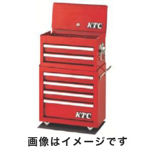 【KTC 京都機械工具】ミニチェスト&ミニキャビネットセット 320×150×425 SKX0010R