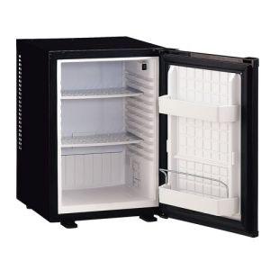 送料無料!!【三ツ星貿易】冷蔵庫 40L ML-640B(ブラック) 寝室用 【代引き不可 メーカー直送】【smtb-u】
