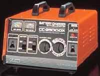 【セルスター(Cellstar)】バッテリー充電器 CC-2500DX