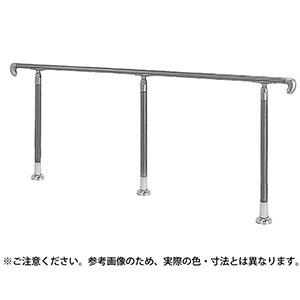 【シロクマ】シロクマ アプローチ手すり(B)チーク・AG