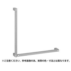 【シロクマ】シルエット手すりL形(左)ナチュラルW/純金