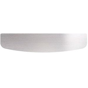 【シロクマ】ステンレス棚板D形900ミリHL/VIB