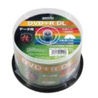 ハイディスク HI 送料無料(一部地域を除く) DISC HDD+R85HP50 DVD+R 8.5GB 8倍速50枚 DL 磁気研究所 希少