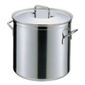 【シットラム】シットラム イノックス18-10寸胴鍋 三重底 (蓋付)24T 24cm AZV09024