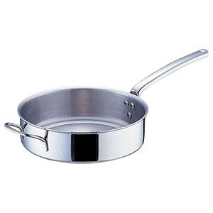 【デバイヤー】18-10プライオリティ 片手浅型鍋(蓋無) 3691-28 手付デバイヤー ASTE53