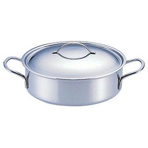 【デバイヤー】18-10プライオリティ 外輪鍋(蓋付) 3693-32 デバイヤー ASTE63