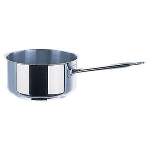 【モービル】モービルプロイノックス 片手深型鍋(蓋無) 5930.16 16cm AKT752