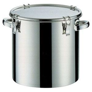 【日東金属工業】18-8密閉式容器 CTH両手付タイプ CTH-24 AMT10024