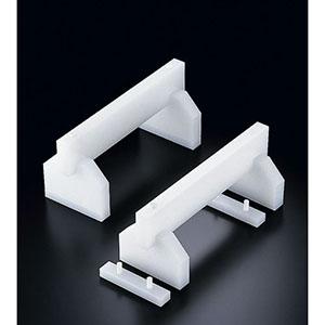 【住ベテクノプラスチック】プラスチック高さ調整付まな板用脚 40cm H180mm AMN63408