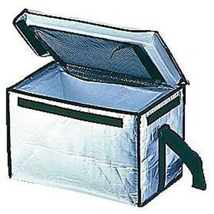 【スマイル】保温・保冷用ボックス ED バッグS型 ブロック無 ABTA22