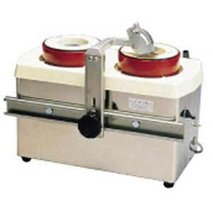 【ホーヨー】水流循環式 電動刃物研機 ツインシャープナーMSE2W型 AHM01